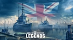 Sono arrivati i nuovi incrociatori su World of Warships: Legends