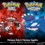 Da oggi su iTunes la colonna sonora Pokémon Ruby & Pokémon Sapphire: Super Music Collection